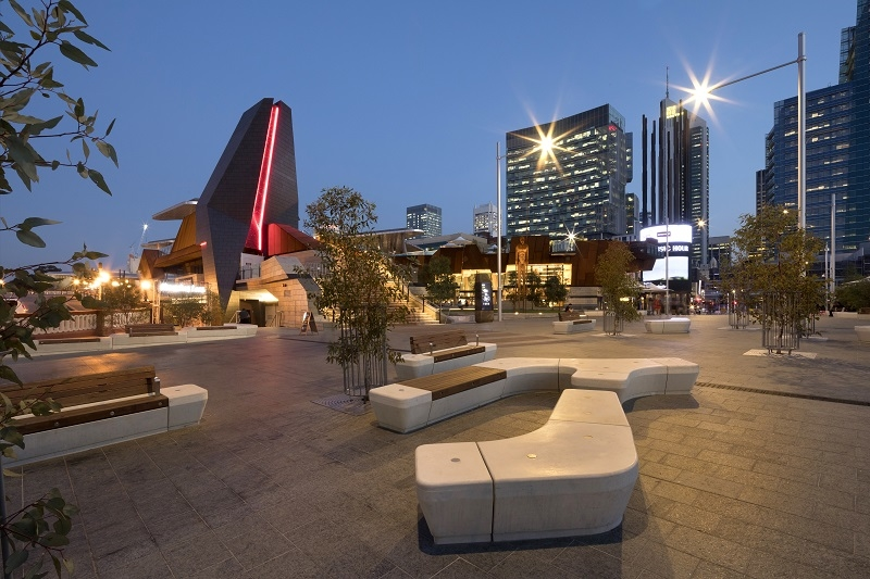 Yagan Square, WA