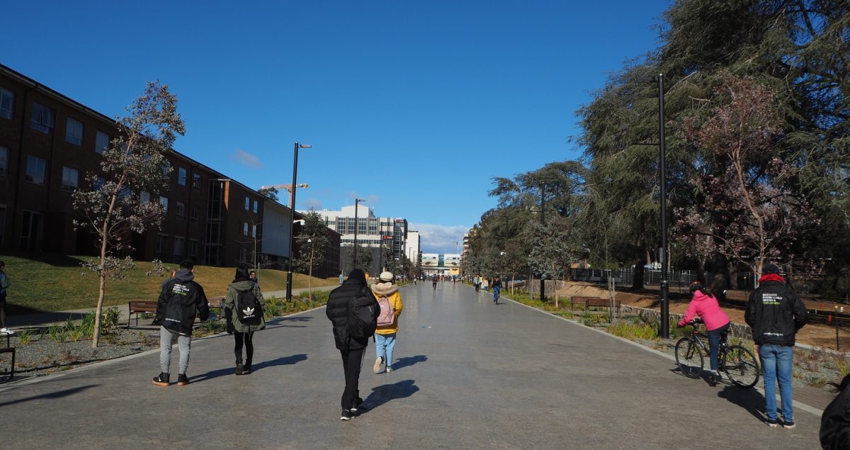 ANU University Avenue, ACT