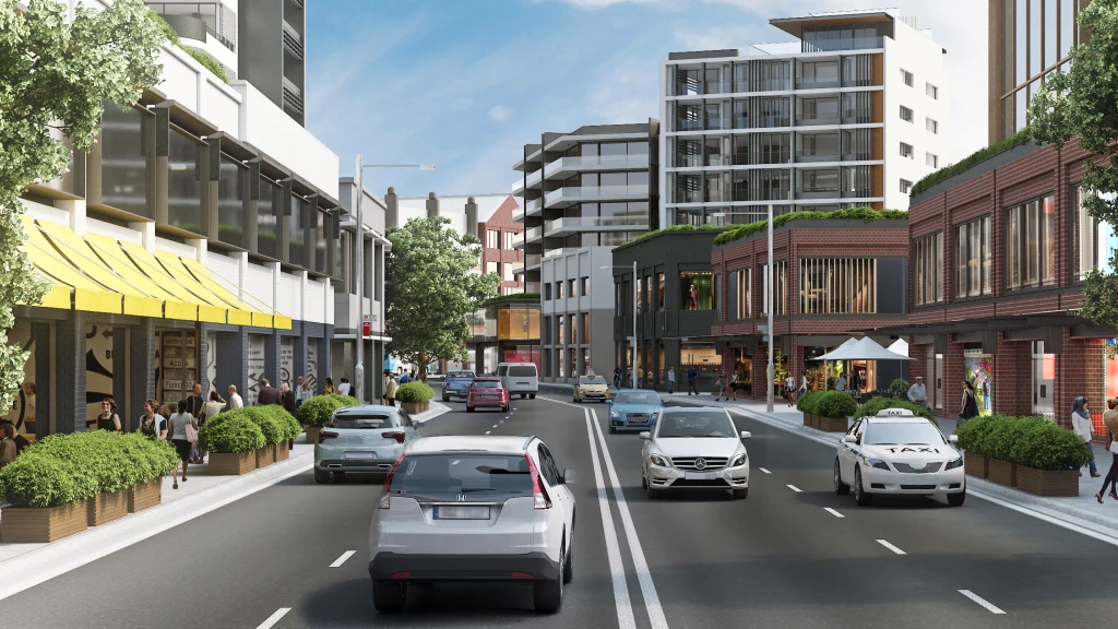 Multipole Awarded Contract for Smart poles along Parramatta Road