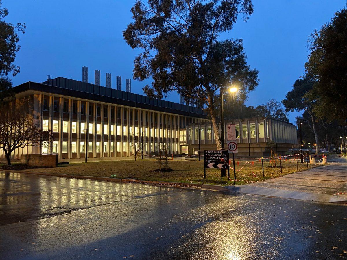 ANU Birch Building, ACT
